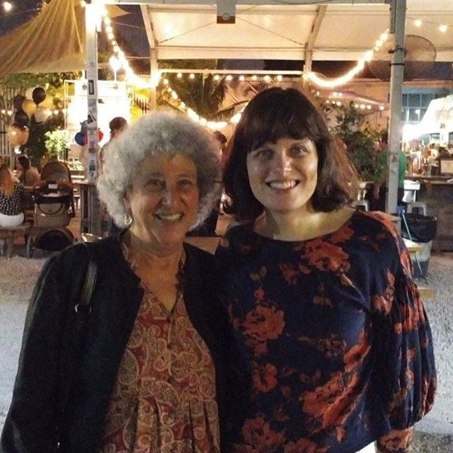 Soda Politics Ninjas together onstage tomorrow -- Marion Nestle and Sara Soka! . . . #foodpolitics #sodapolitics #sodatax #berkeley #community #power #organizing #publichealth #doublebill #phnerd #heroes #movement #building #soda #obesity #diabetes #bigsoda #corporate #accountability #ethics