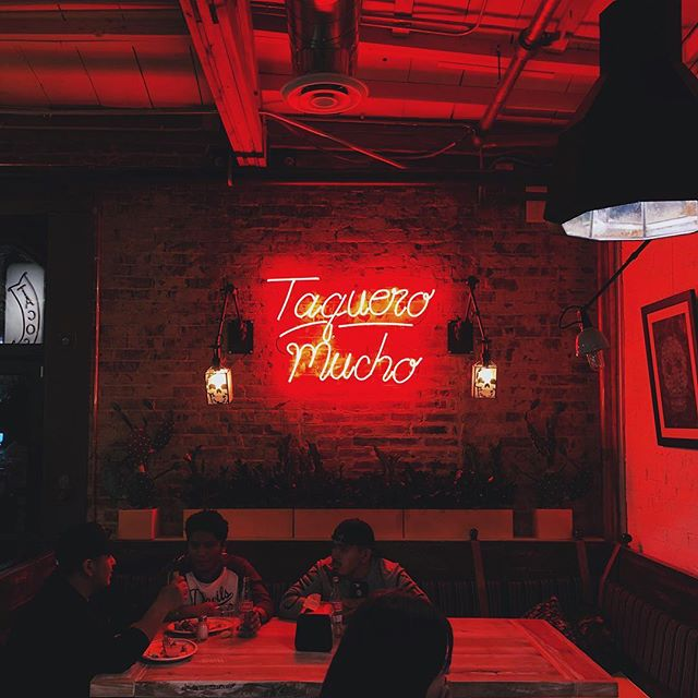 Phoenix Taco Vibez. #NeonSign