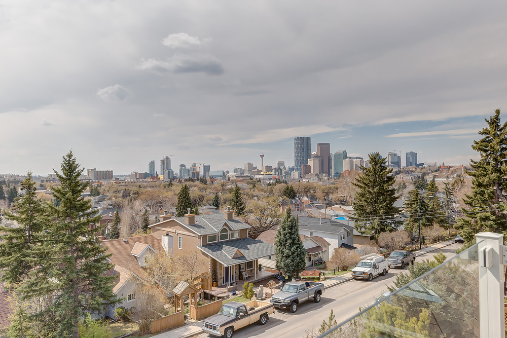 Downtown View in the Community of Bridgeland