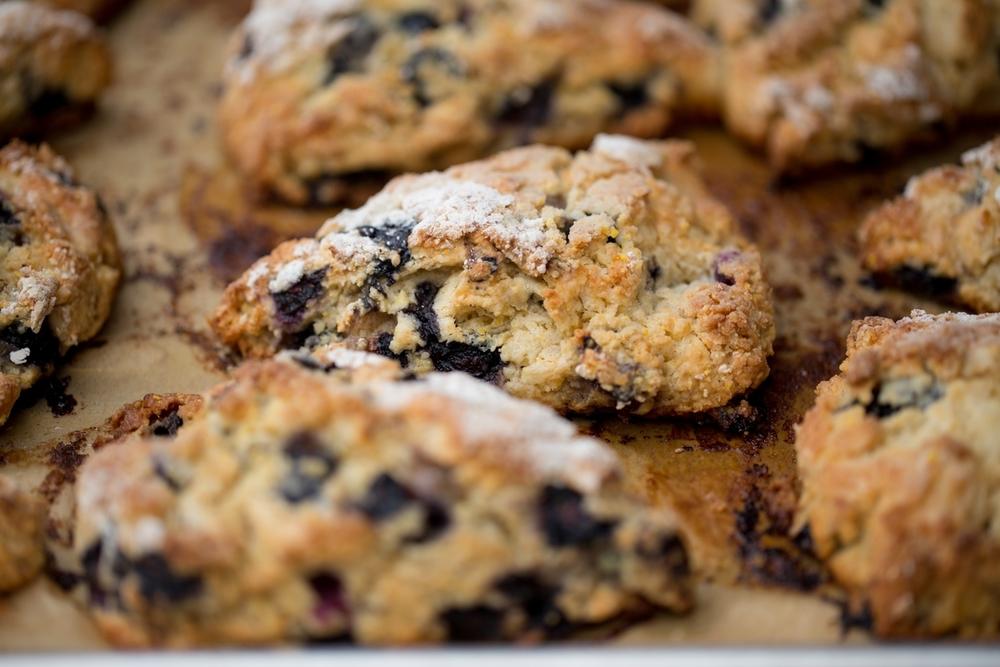 Scones + Muffins