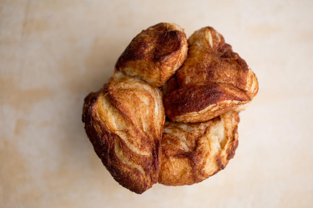 Croissant + Pastries