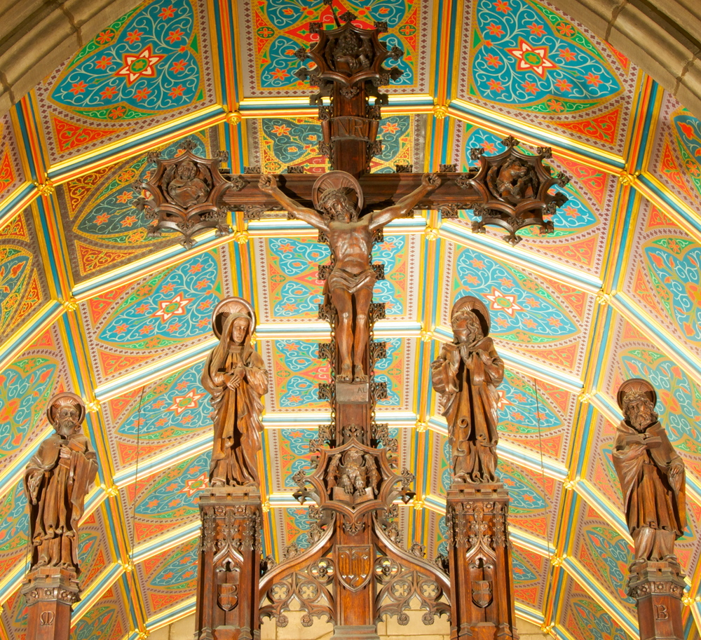 The Rood Beam