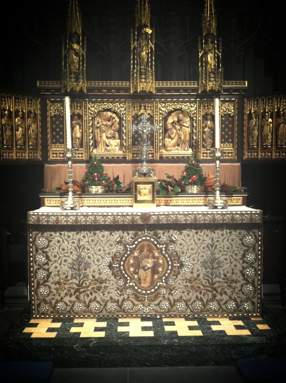 St. John's Altar