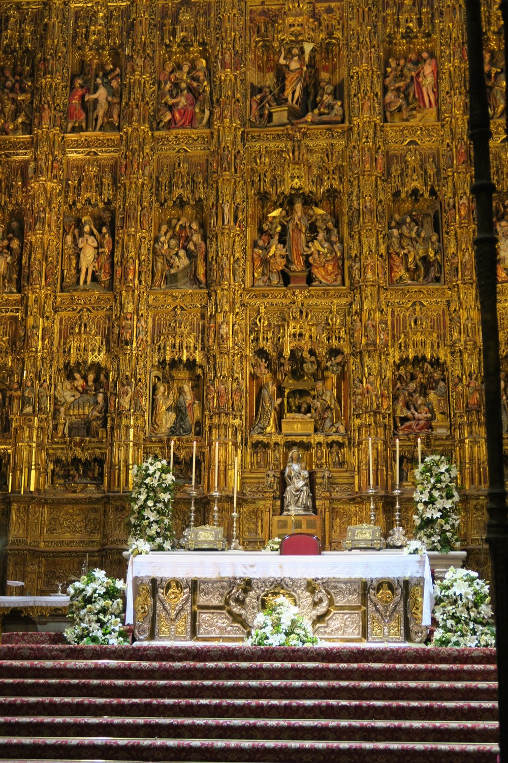 The High Altar in Sevilla