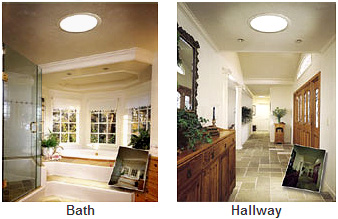 Solar-Fit can provide you with suntunnel lighting, which can bring natural  light into any area of your home.The Sun