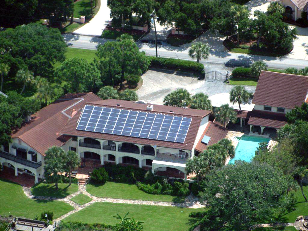 Solar Panels Photo, Helping Business Owners Save Money In Ormond Beach, FL - Solar-Fit