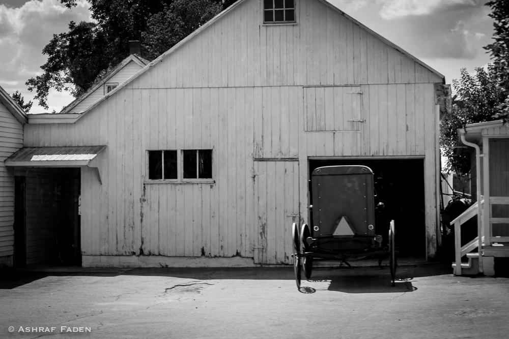Buggy Garage