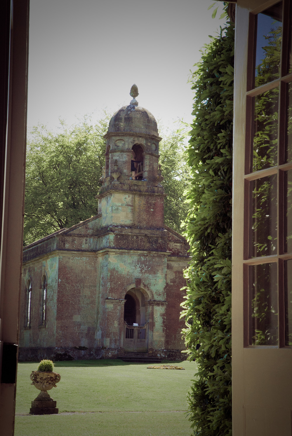 The stunning Chapel at Babington House - photographed by Dylan Nolte