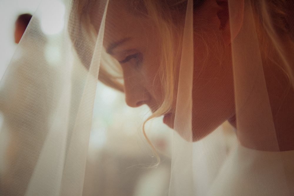 The Bride - photographed by Dylan Nolte