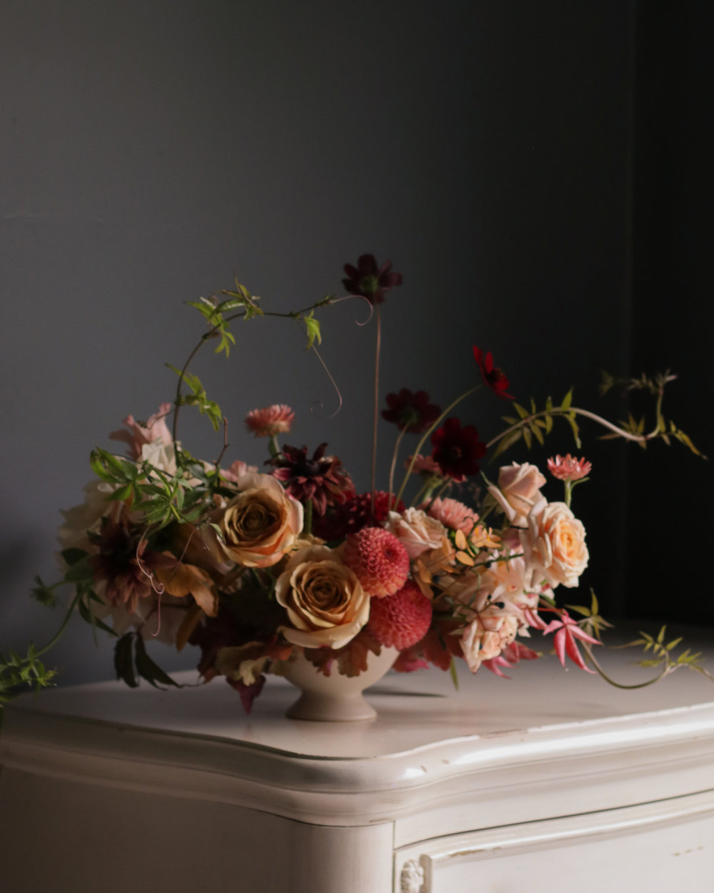 Autumn flowers by Ruby & The Wolf.jpg