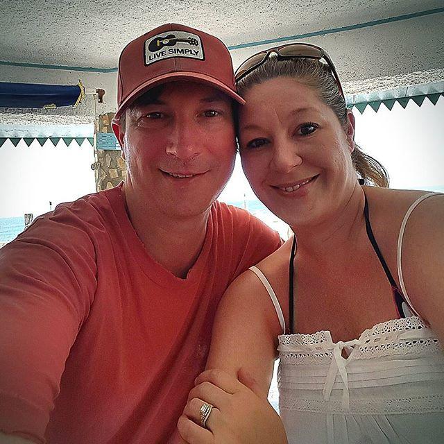 Happy Anniversary to my beautiful wife @leanneelizabeth1926! Been a wonderful 2 years!
