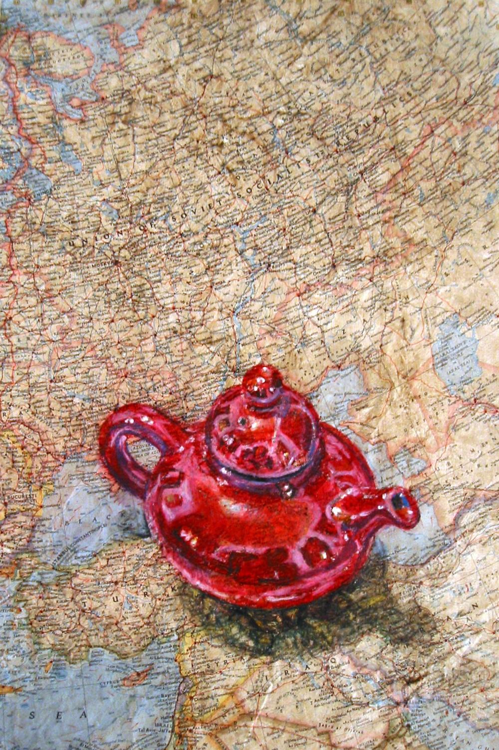 Hayhoe Teapot