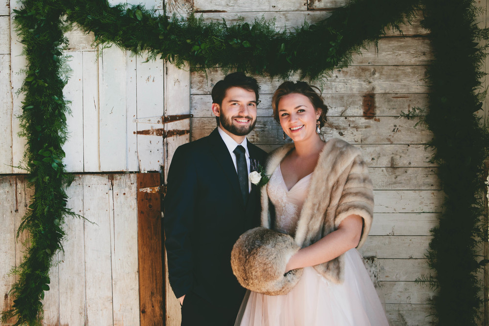 Blue Jar Events & Jenn Bakos Photography: Lavender & Rosemary Winter Wedding Inspiration