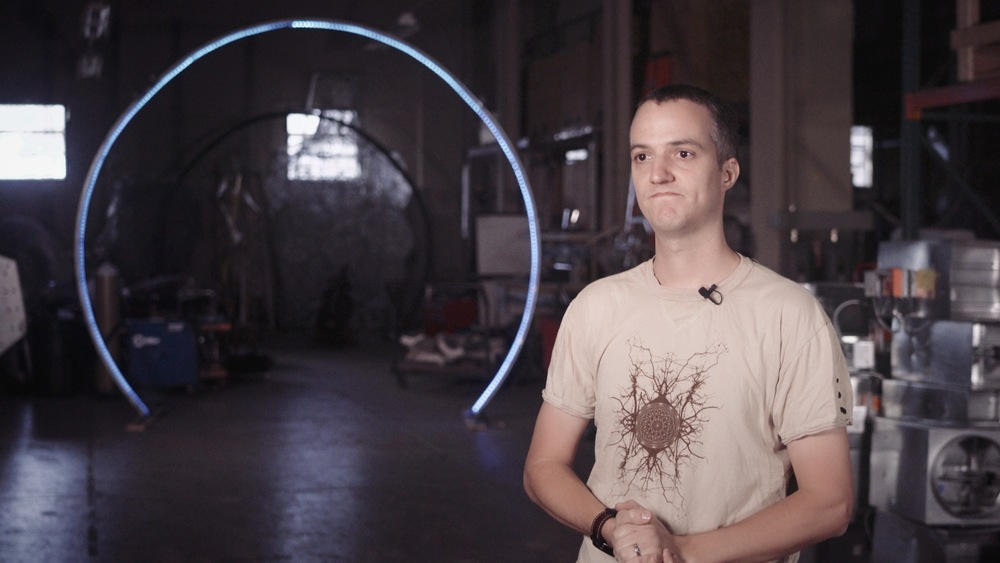 Rob Jensen, creator and designer for Sonic Runway.
