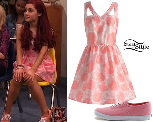 Ariana Grande Bikini Butt Rose dress. ariana grande