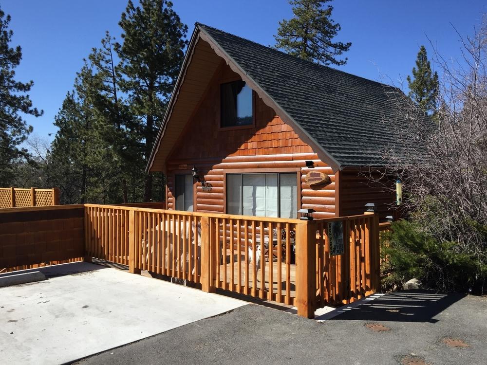 Milo Bear Cabin