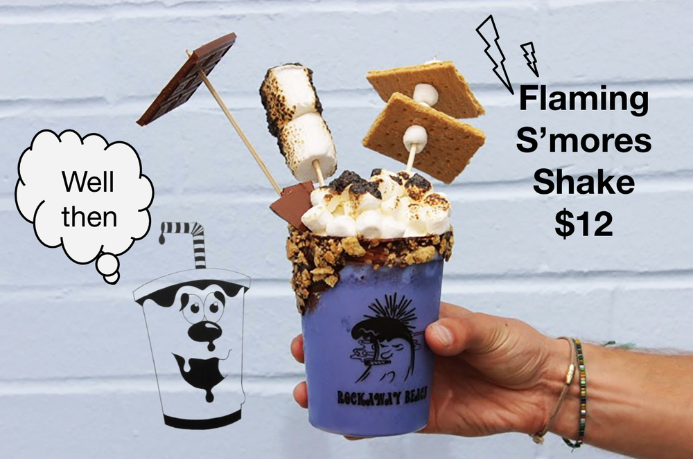 Flaming S'mores Poster.jpg