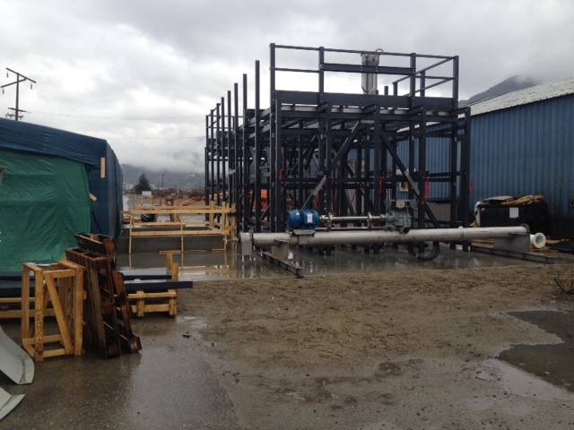 Air contactor structure construction - Mar 2015