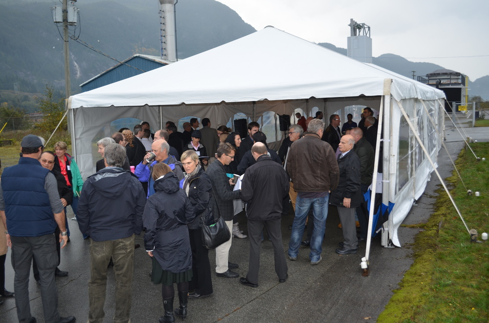 Attendees at CE plant kick-off day - Oct 2015