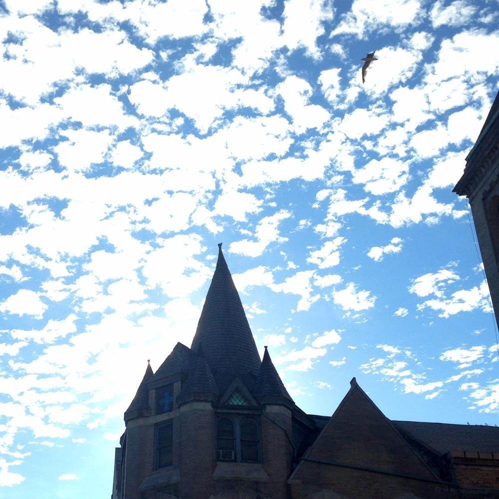 Nostrand Ave Church