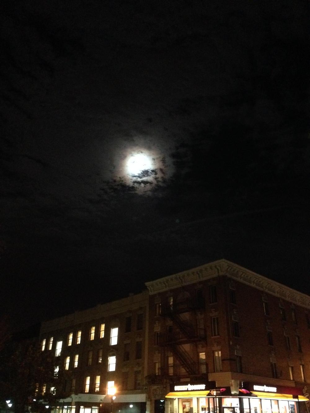 Pisces Full Moon - Nostrand Ave