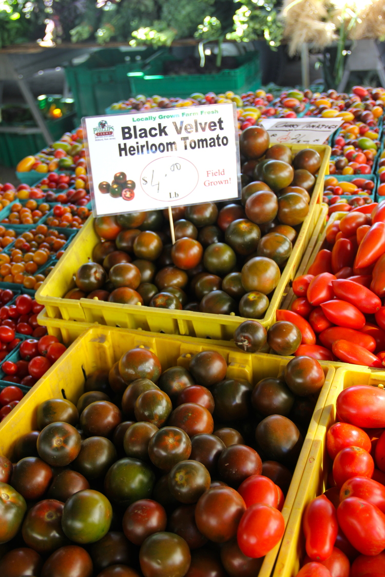 Black Velvet Tomatoes - Union Square