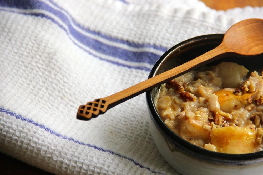 Fall Harvest Oatmeal