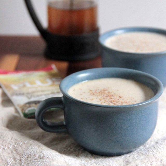 New recipe on the blog using @sunwarriortribe Classic Plus Vanilla to make a delicious, protein packed Cafe Latte!  http://www.alittlerosemaryandtime.com/blog/sunwarrior-classic-plus-caf-latte  See my profile for the main link to my page!