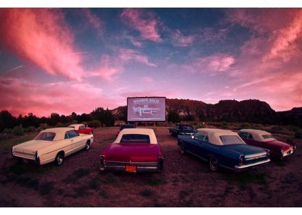 Shooting Star Airstream Resort & Drive-In Movie Theater, Escalante, Utah