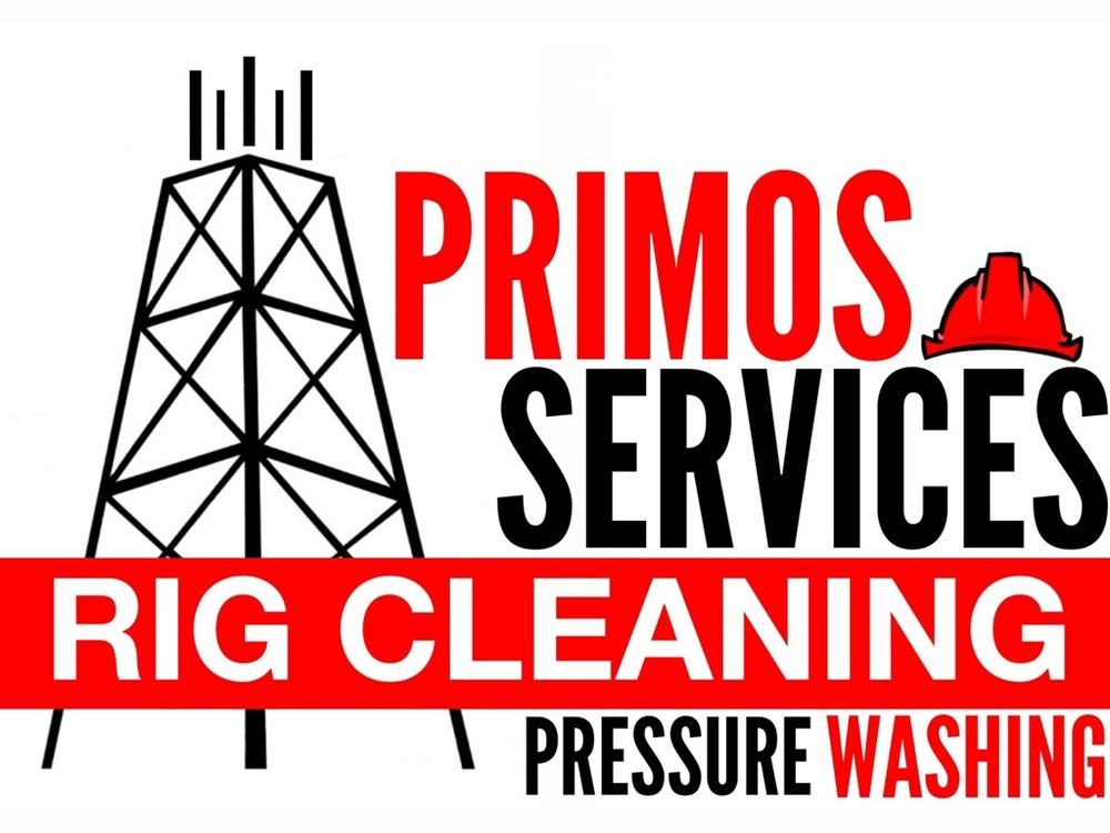 Primos Rig Cleaning Logo by Sweet as Pie 2013