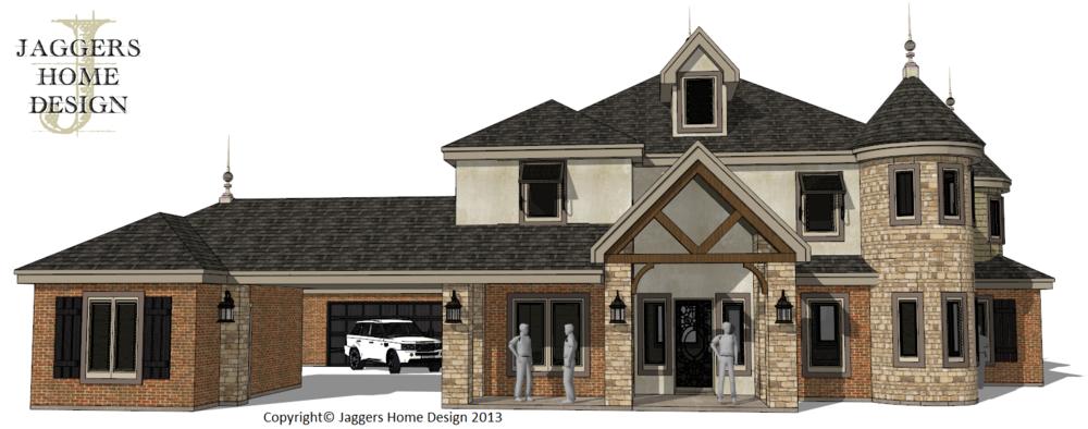 Rose Creek Home - Current Status: Budgeting