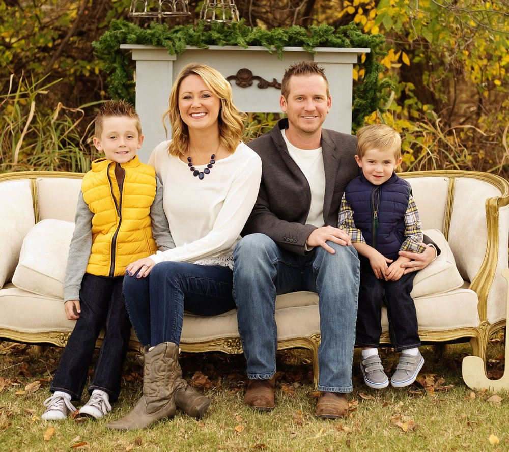 When Brian is not creating custom homes, he spends time with his wife of 11 years and their two sons. The Jaggers family have a passion for having fun; especially when it involves the outdoors or spending time at the lake. Jaggers is committed to serving the OKC community and attends the Life Church OKC campus.