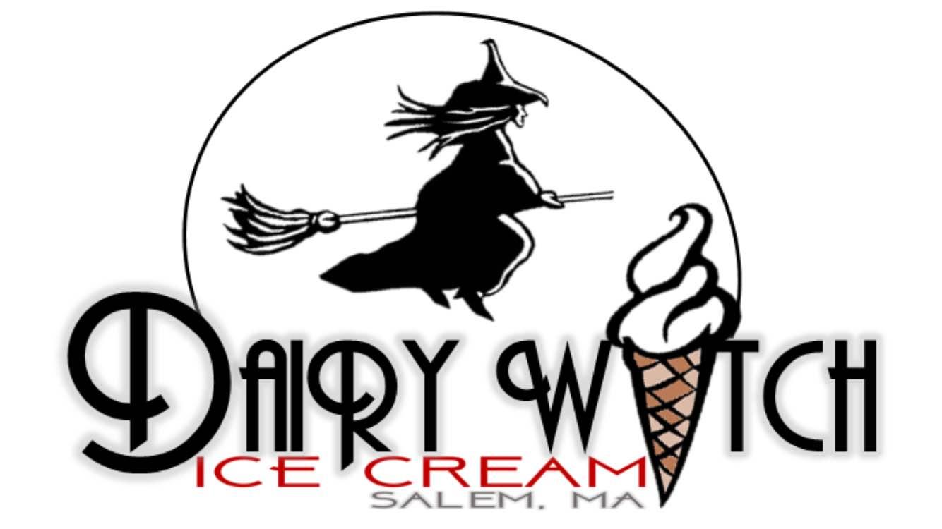 Dairy Witch Ice Cream - Salem, MA
