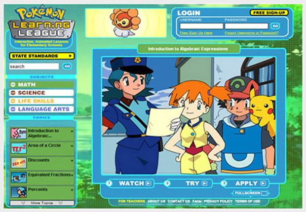 Pokémon Learning League