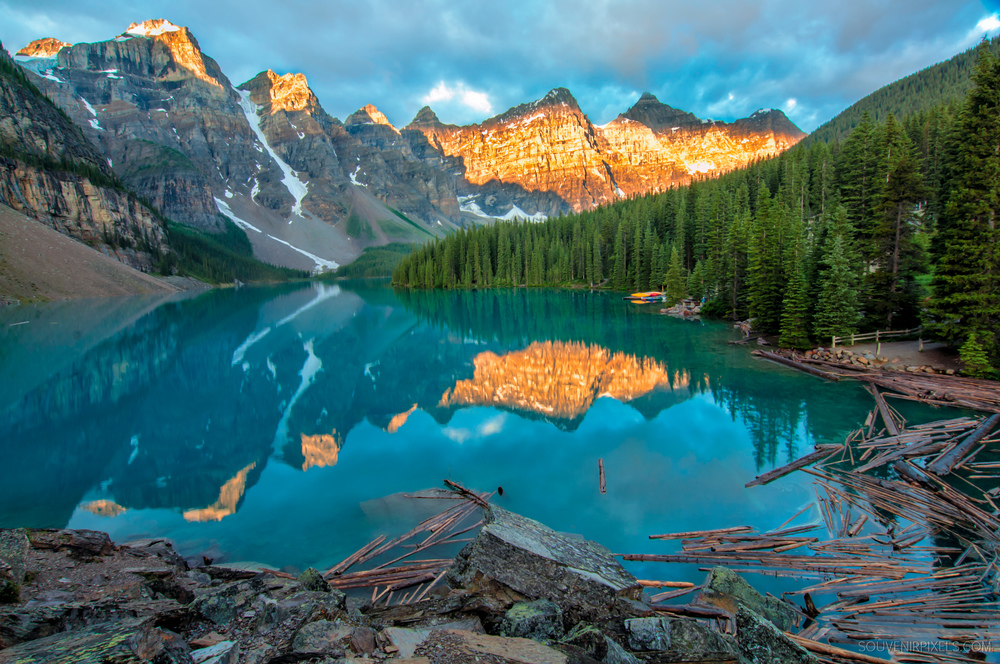 P0350-Moraine Lake Yellow Mountains-XLarge.jpg
