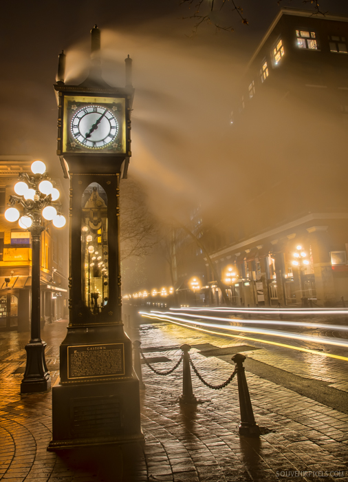 Steam Clock Streaks