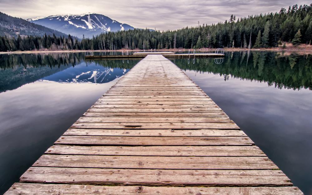 Lost Lake Dock