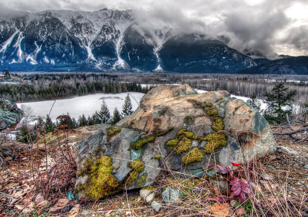 Pemberton Rocks
