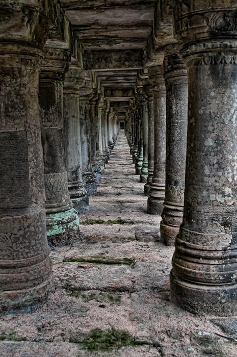 Never Ending Pillars