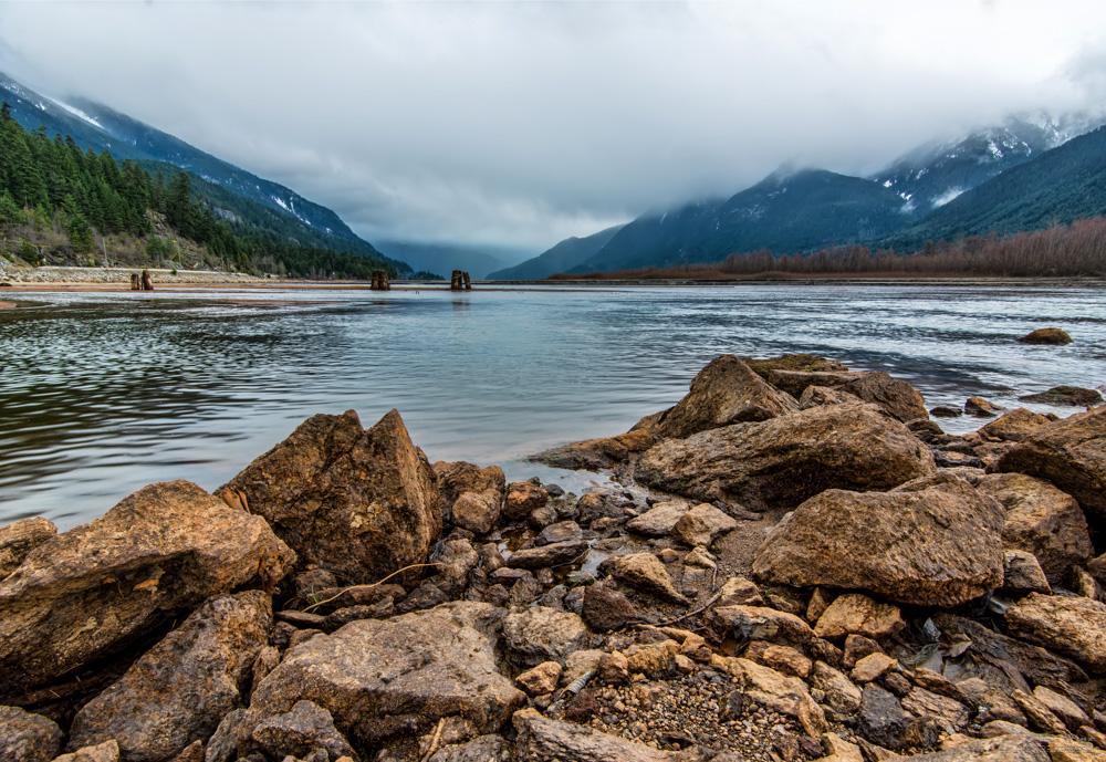 Lillooet Lake Side