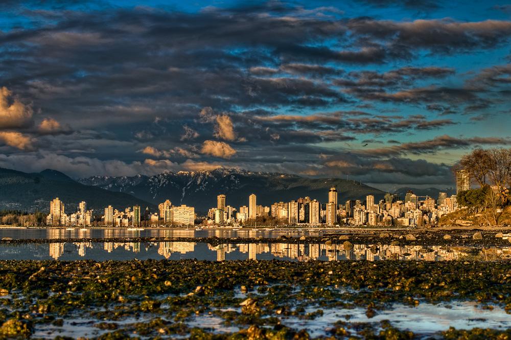 Vancouver City Center