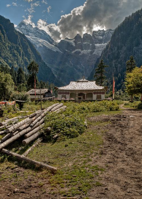 Sacred Trail Head
