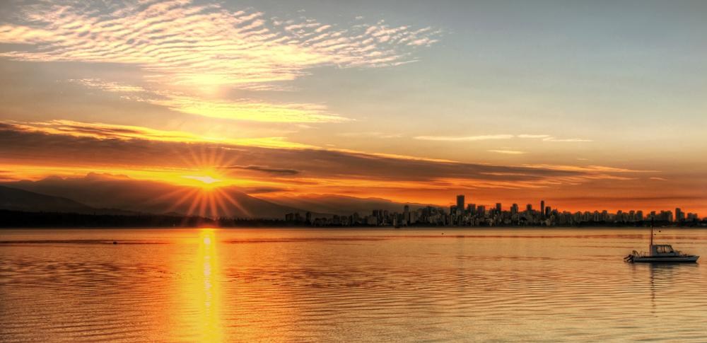 Vancouver Orange