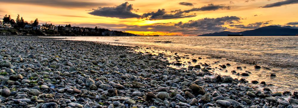 Stoney Sunset