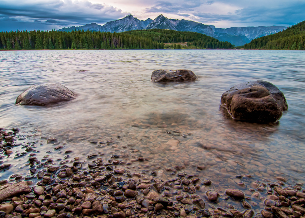Two Jack Lakeside View