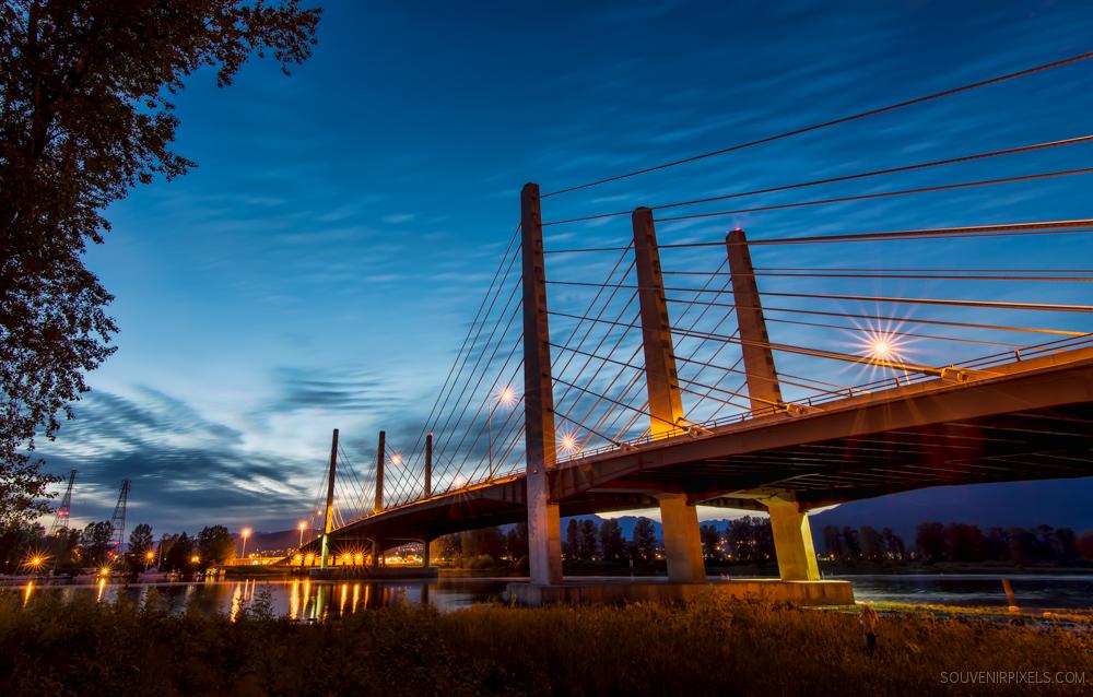 Pitt River Crossing