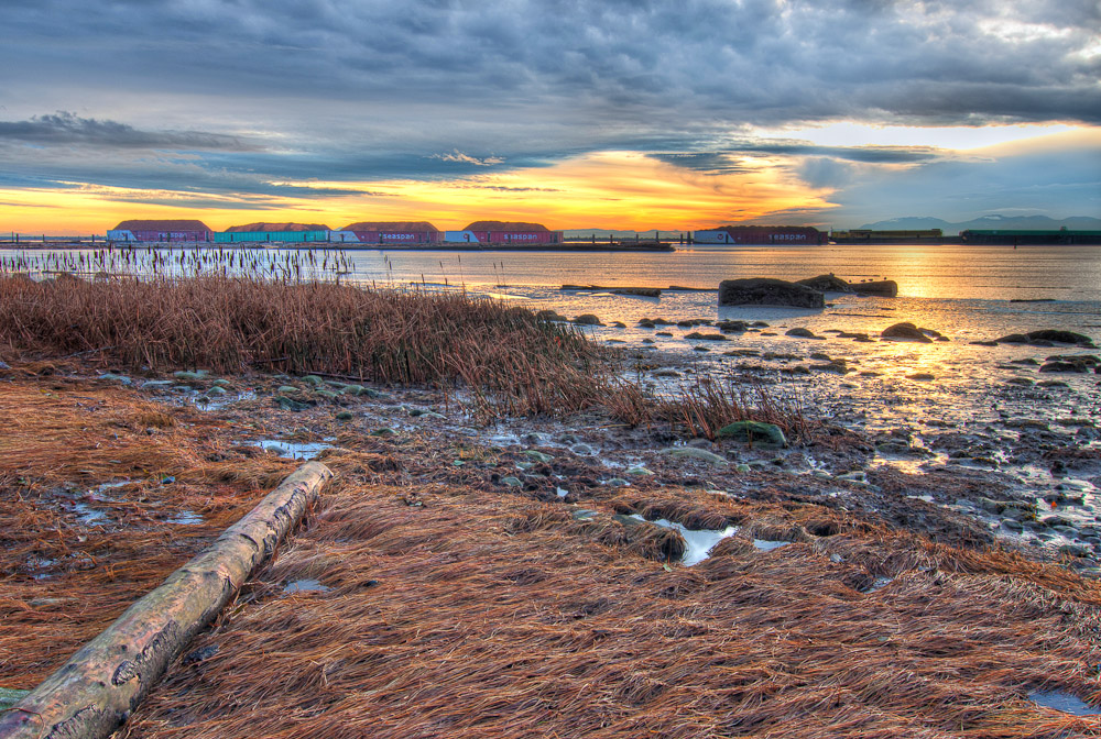Seaspan Sunset