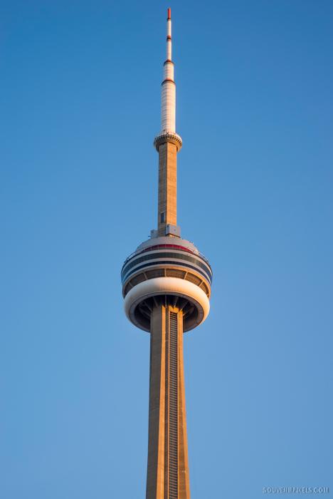 CN Tower Top