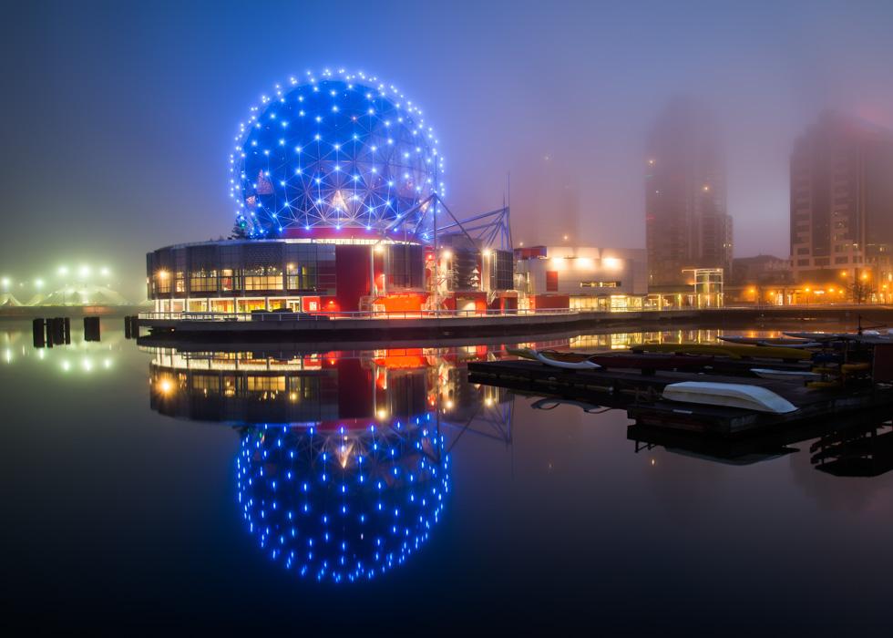 Foggy Science World