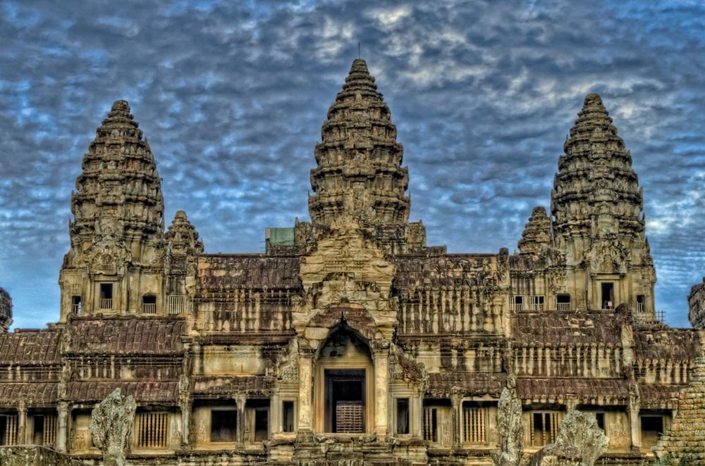 Classic Angkor Wat